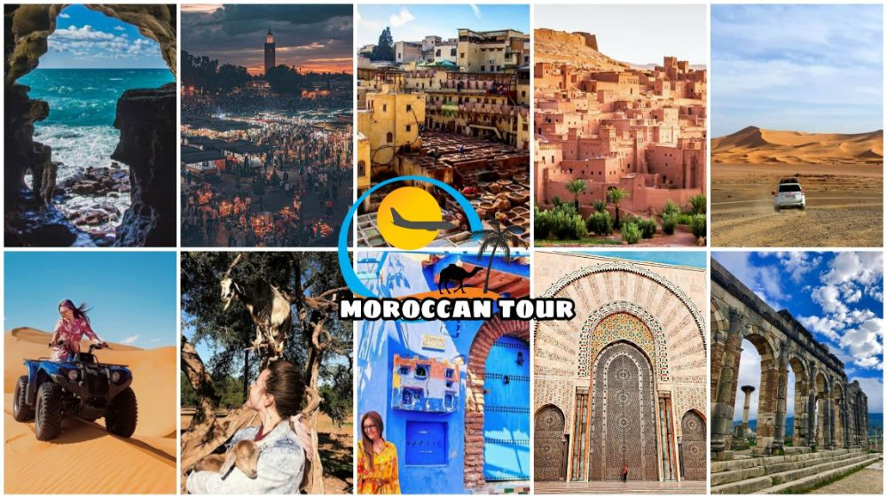 13 day Absolute Morocco tour from Tangier