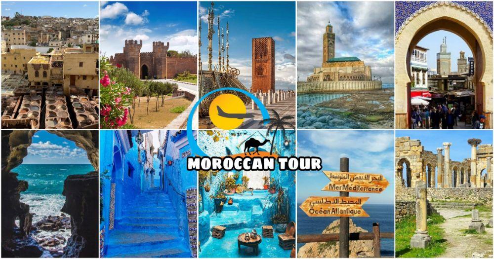 Tour Nel Nord del Marocco 5 Giorni