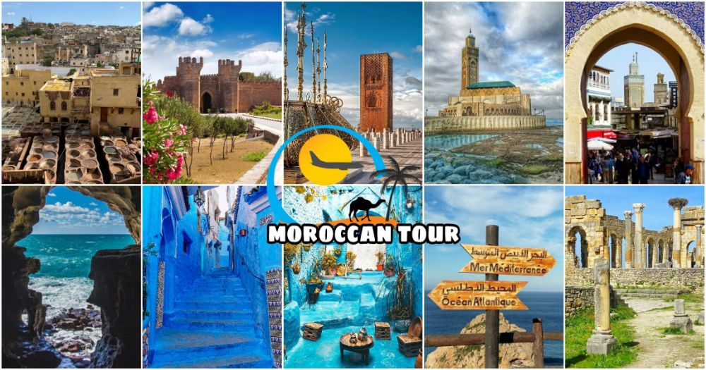 5 Days in Northern Morocco From Tangier | 5 Day North Morocco Tour