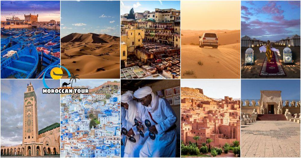 Tour di 11 Giorni in Marocco
